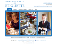 The Banner School of Etiquette